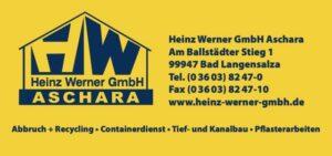 Heinz Werner GmbH Ashara